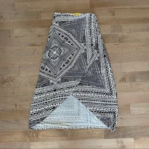 Anthropologie- Maeve Maxi Skirt